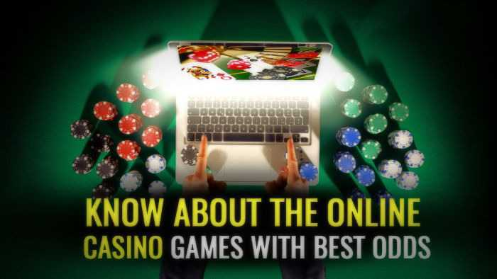 Casino Game With Best Odds Of Winning For You Casino Winning Odds